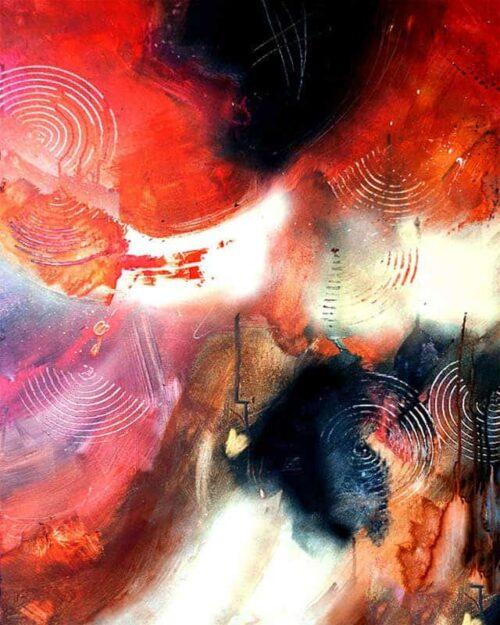 malerier-viser-det-abstrakte-maleri-thinking-on-you-60x80cm-malet-af-louise-sellebjerg