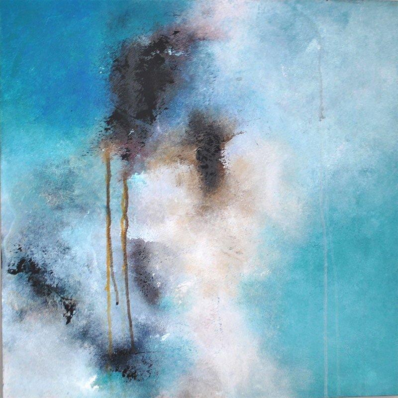 abstrakt-kunstner-viser-det-abstrakte-heavens-blue-60x60cm-malet-af-louise-sellebjerg