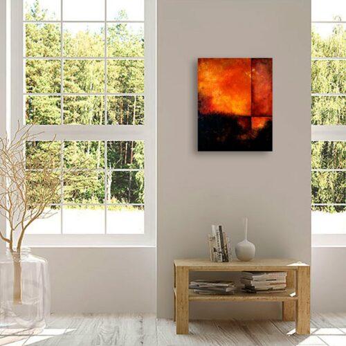 louisesellebjerg-smaamalerier-25x33cm-31123-burning-1500kr-1