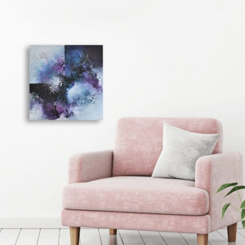 louisesellebjerg-smaamalerier-40x40cm-33369-the-moment-of-life-3000kr-6